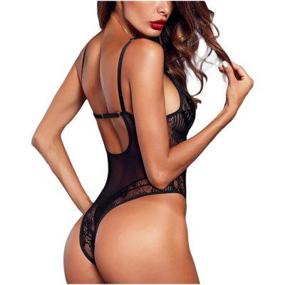 Sexy Lace Bodysuit Lingerie